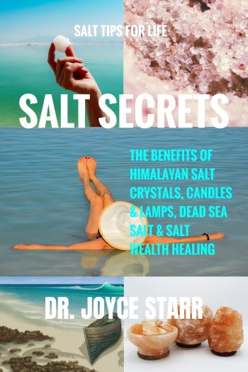 The Healing Benefits of Himalayan Salt Crystals, Himalayan Salt Lamps & Candles, Dead Sea Salt, Epsom Salt & More