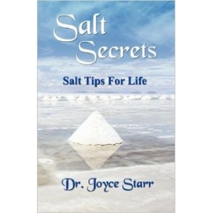 Himalayan and Dead Sea Salt – Salt Secrets Book Turns Back the Clock