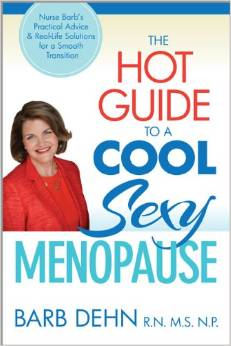 Book Coaching Client Barb Dehn Gives Menopause a Sexy Facelift: Hot, Cool Guide