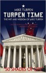 "Client's Memoir Features Forward by Bill Clinton: Mike Turpen's Inspiring ""Turpen Time"""