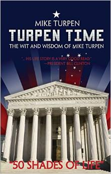 Mike Turpen's New Book