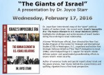 Giants of Israel: Love Letter to the Past