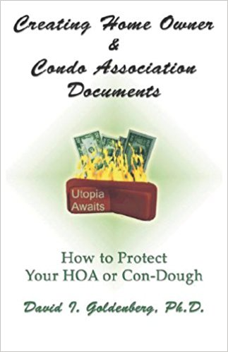 What HOA & Condo Association Documents Should Include