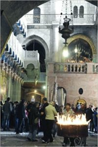 Church Holy Sepulchre Journal