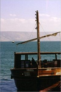 Sea of Galilee Holyland Journal - Jesus Boat