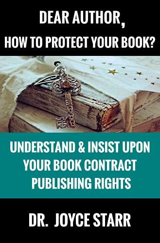 Author Advances, Royalties & Republishing Rights