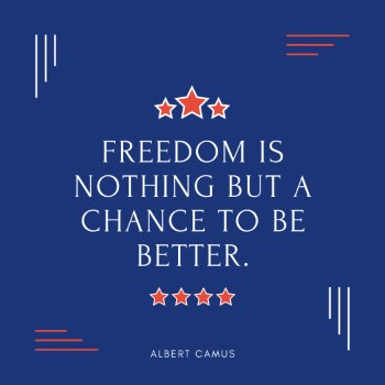 Albert Camus on Freedom