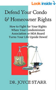 How to Fiight for Your HOA Rights