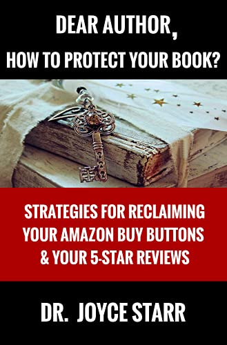 Authors - Discover how to protect your book!